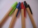 retractable recycled ball pens