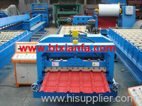 new type roll forming machine