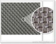stainless steel wire screen printing mesh