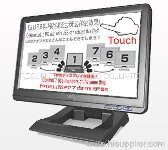 10.1 inch TFT LCD Touch Screen Monitor with USB input