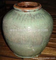 chinese classicl oil pot