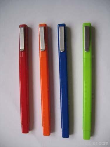 4 sides ball pen