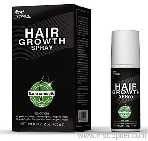 Hair regrowth pilatory, OEM