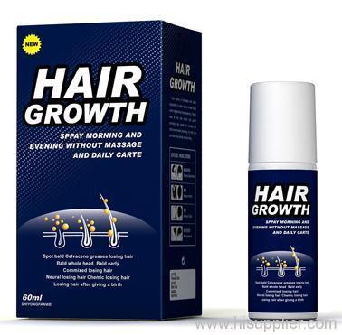 Hair growth formula, OEM