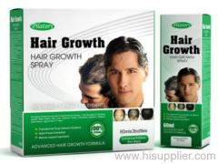 Herbal hair regrowth pilatory