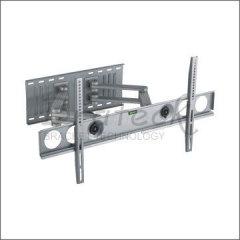 Aluminum & Steel Tilted TV Bracket