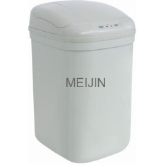 electronic plastic sensor dustbin
