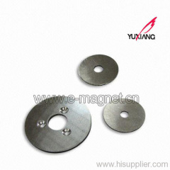 Disc-shapes Sintered SmCo Rare Earth Magnet