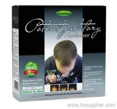 Potent hair loss products
