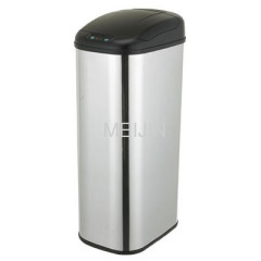 Infrared Stainless Steel Sensitive Dustbin