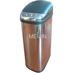 Touchless Stainless Steel Sensor Dustbins