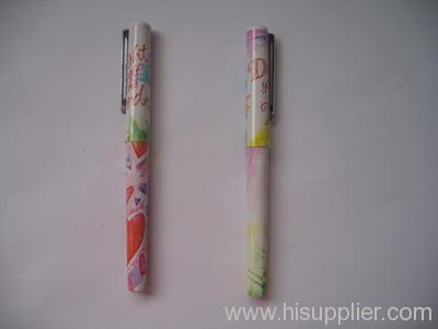 plastic cap style ball pens