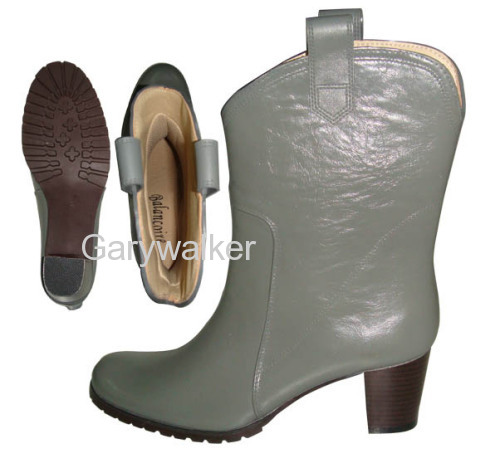 slush fashion rainboots