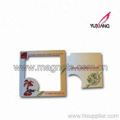 Picture Frame Refrigerator Magnet