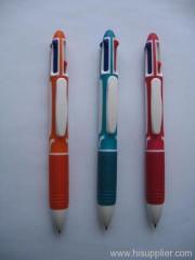 4 color muticolor ball pen