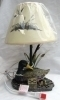 Polyresin Table Lamp