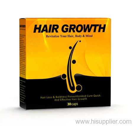 Cure hair loss products