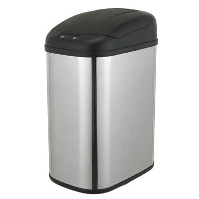 intelligent garbage cans