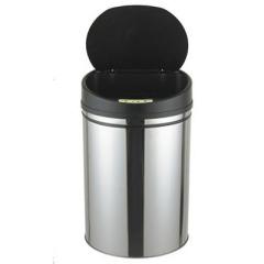 automatic garbage bin
