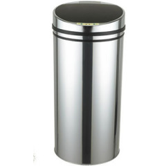 Inductive trash cans
