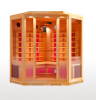 corner infrared sauna room,home sauna house