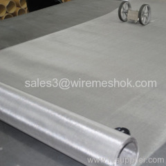 Stainless Steel Wire Cloth in screen printing