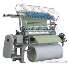 Computerized Shuttle Multi-needle Quilting Machine