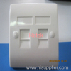 86 type face plate