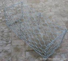 Hexagonal Stone Cage