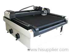 CNC CO2 Clothing Fabric Laser Cutting Machines