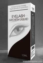Promote eyelash grow liquid