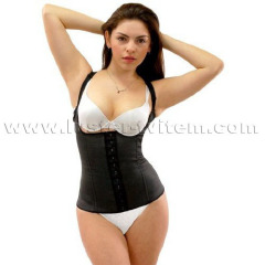 SQUEEM COTTON RUBBER VEST