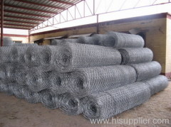 Galvanized Heavy Hexagonal Wire Net