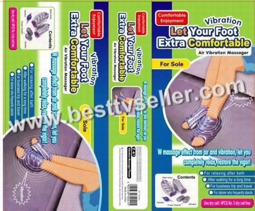 Air Vibration Massager
