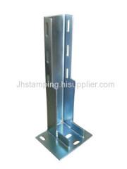 Metal elevator bracket