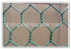 Galvanized Hexagonal Wire Meshes