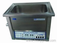 4-Adjustable Power Ultrasonic Cleaner