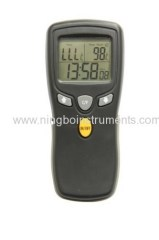 digital thermometer with timer and clock
