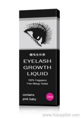 Eyelashes grower liquid