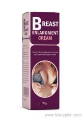 Natural breast enlargement cream