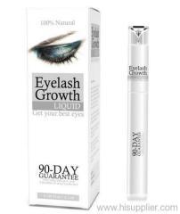 Eyelashes growth liquid
