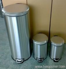 sanding dustbin