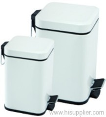 20L,30L paint coating flat head square bin