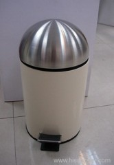 20L,27L,30L mirror ball cover circular trash