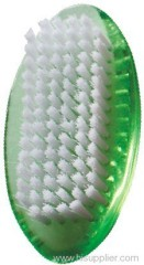 Plastic nail brush