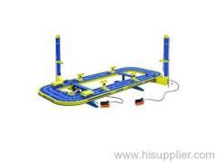 automobile collision repair equipment