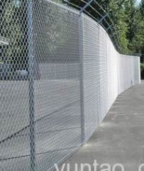 Residential Chain Link Fence