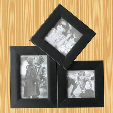 3 fight photo frame