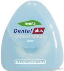 triangle dental flosss