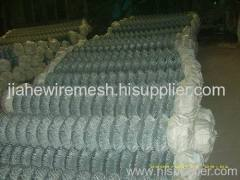Galvanized Chain Link Fence Netting